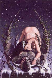 Muerte de Cyrano (mi mas admirado heroe)